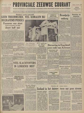 Provinciale Zeeuwse Courant 1962-12-07