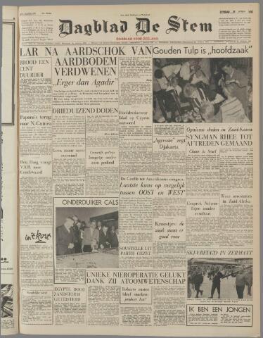de Stem 1960-04-26