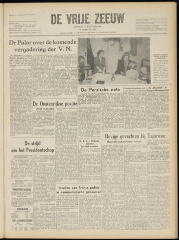 de Vrije Zeeuw 1952-10-09