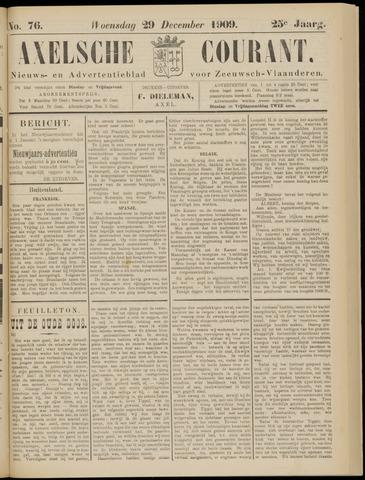 Axelsche Courant 1909-12-29