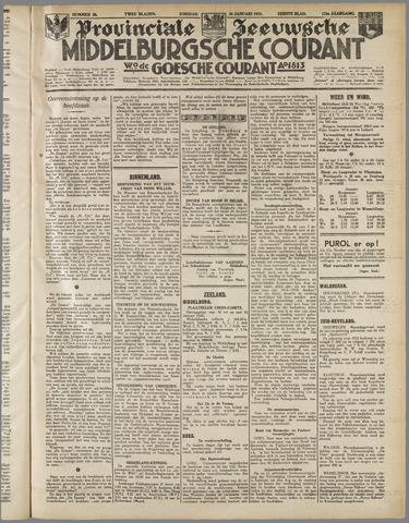 Middelburgsche Courant 1933-01-24