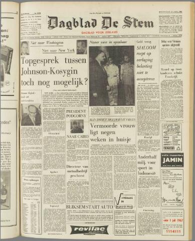de Stem 1967-06-21
