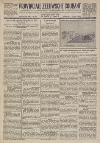 Provinciale Zeeuwse Courant 1941-09-19