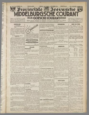 Middelburgsche Courant 1933-12-05
