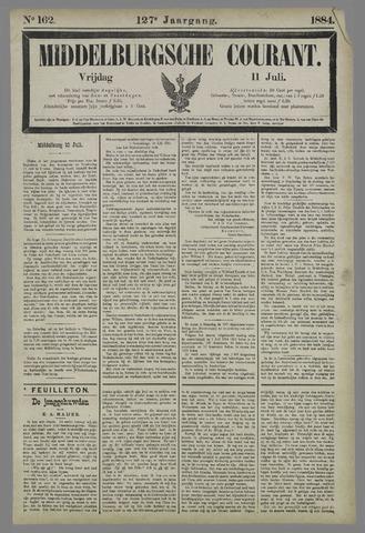 Middelburgsche Courant 1884-07-11