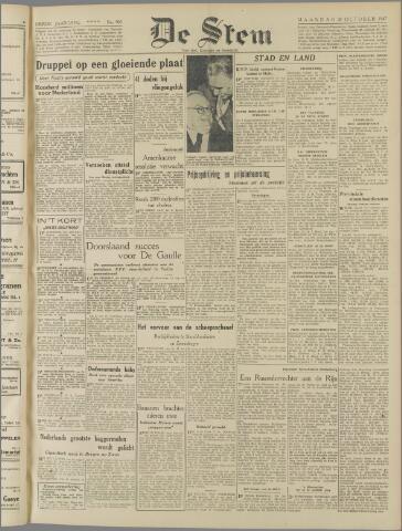de Stem 1947-10-20