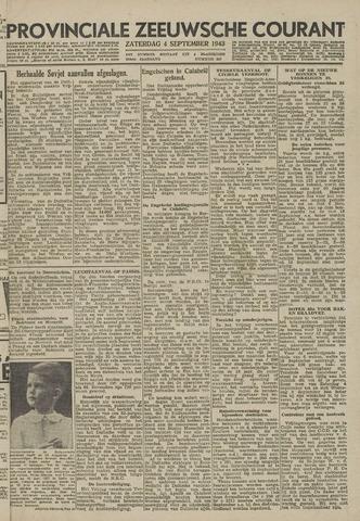 Provinciale Zeeuwse Courant 1943-09-04