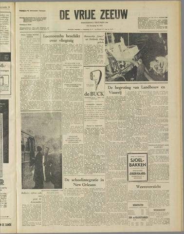 de Vrije Zeeuw 1960-12-01