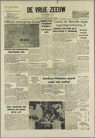 de Vrije Zeeuw 1968-07-18