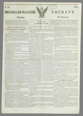 Middelburgsche Courant 1860-02-28