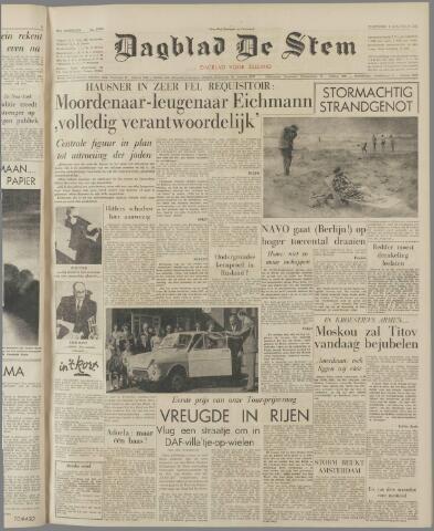 de Stem 1961-08-09