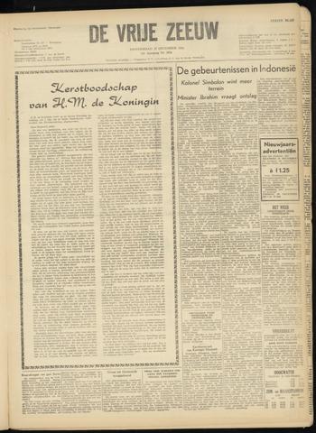 de Vrije Zeeuw 1956-12-27