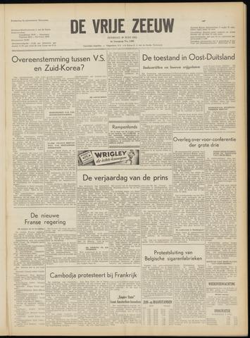 de Vrije Zeeuw 1953-06-30