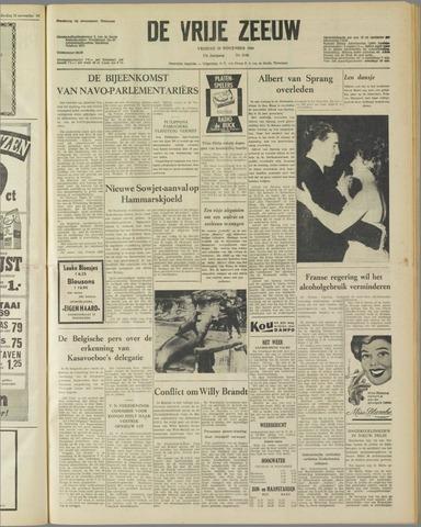 de Vrije Zeeuw 1960-11-25