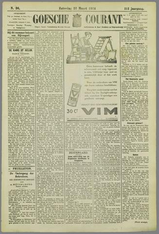 Goessche Courant 1924-03-22
