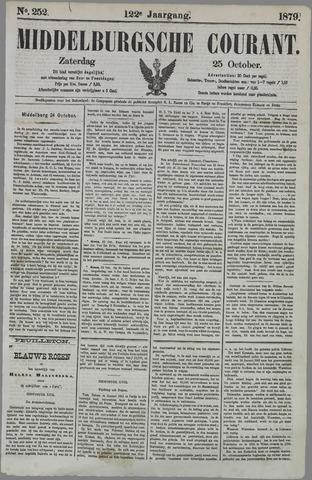 Middelburgsche Courant 1879-10-25