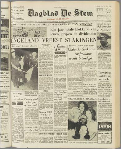 de Stem 1966-07-30