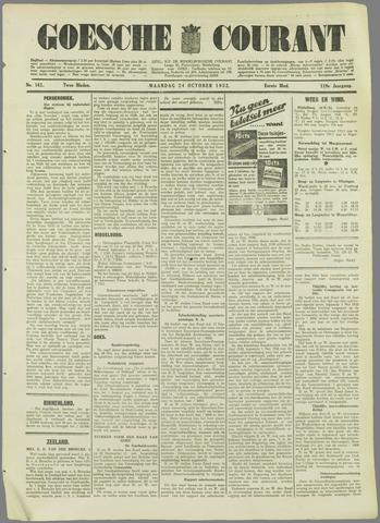 Goessche Courant 1932-10-24