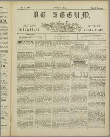 De Zeeuw. Christelijk-historisch nieuwsblad voor Zeeland 1898-03-05