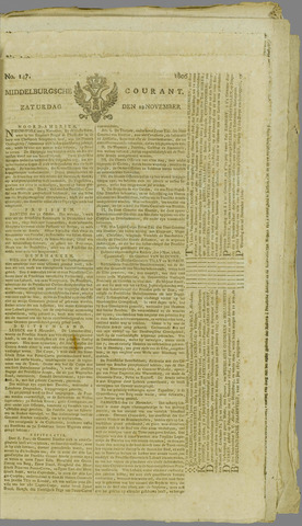 Middelburgsche Courant 1806-11-22