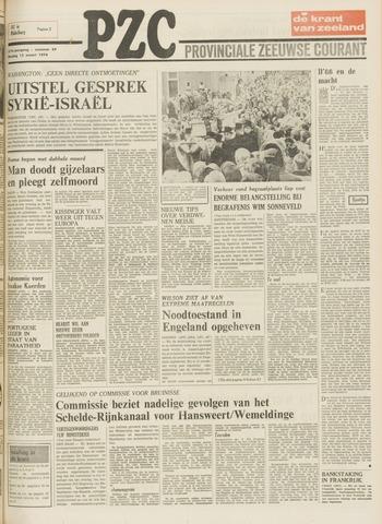 Provinciale Zeeuwse Courant 1974-03-12