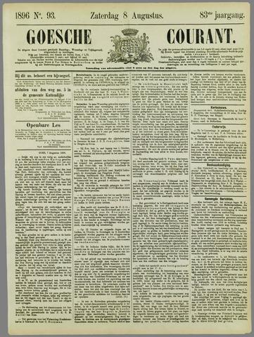 Goessche Courant 1896-08-08