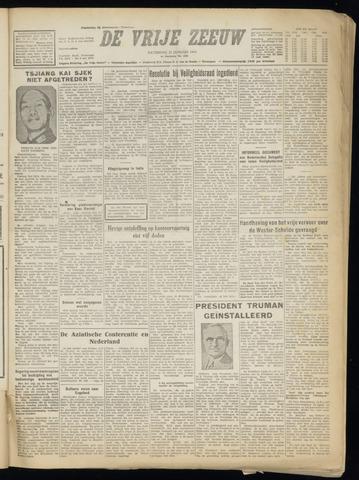 de Vrije Zeeuw 1949-01-22