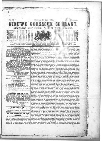 Nieuwe Goessche Courant 1872-07-30