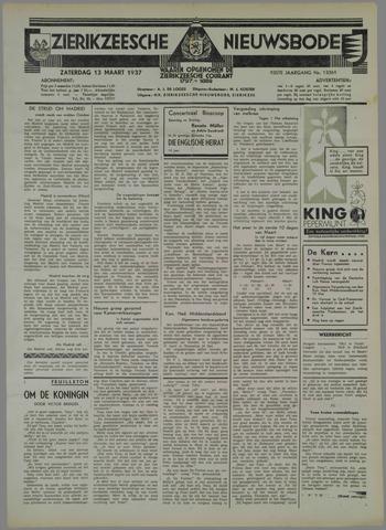 Zierikzeesche Nieuwsbode 1937-03-13