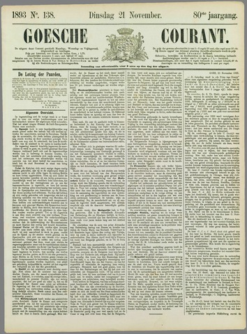 Goessche Courant 1893-11-21
