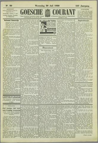 Goessche Courant 1930-07-30