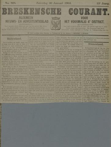 Breskensche Courant 1904-01-30