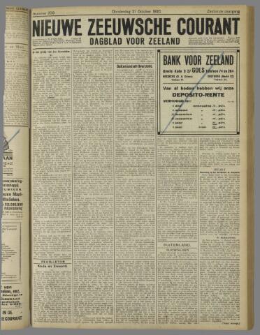 Nieuwe Zeeuwsche Courant 1920-10-21