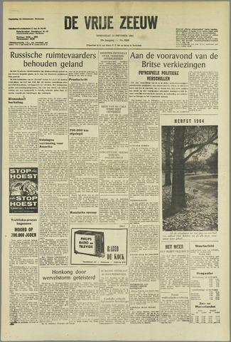 de Vrije Zeeuw 1964-10-14