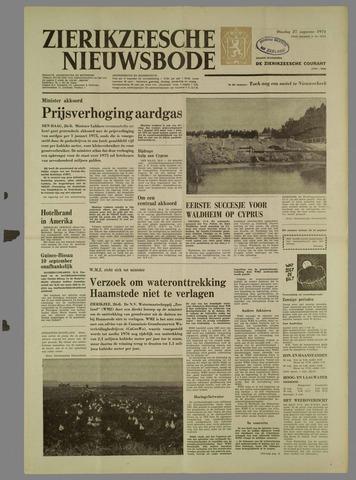 Zierikzeesche Nieuwsbode 1974-08-27