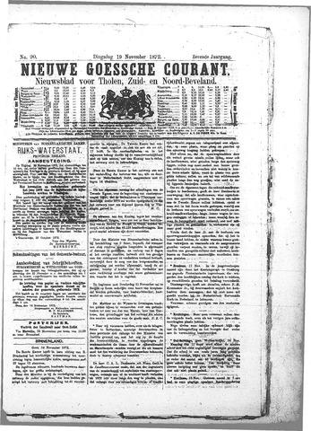Nieuwe Goessche Courant 1872-11-19