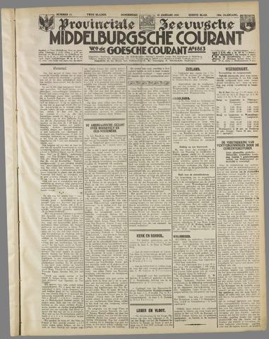 Middelburgsche Courant 1937-01-21