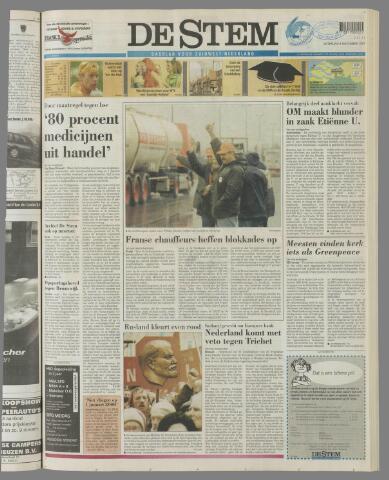 de Stem 1997-11-08