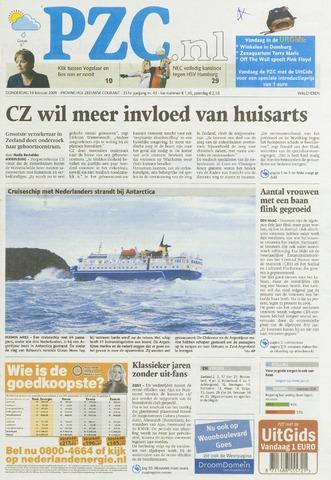 Provinciale Zeeuwse Courant 2009-02-19
