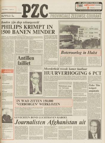 Provinciale Zeeuwse Courant 1980-01-18