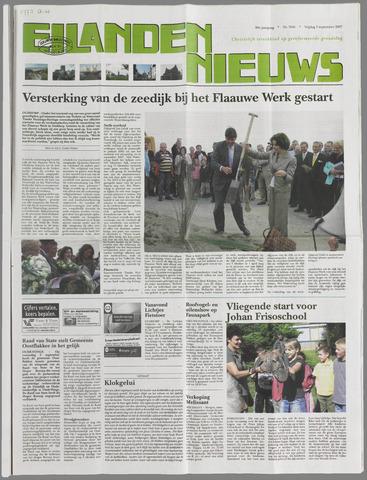 Eilanden-nieuws. Christelijk streekblad op gereformeerde grondslag 2007-09-07