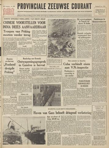 Provinciale Zeeuwse Courant 1962-11-27