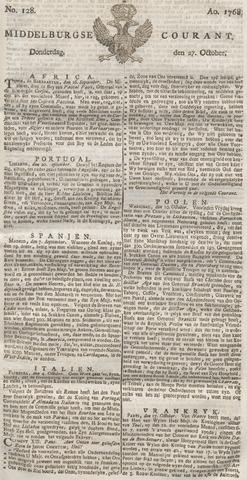 Middelburgsche Courant 1768-10-27