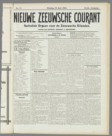 Nieuwe Zeeuwsche Courant 1905-06-20