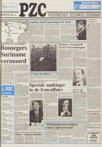 Provinciale Zeeuwse Courant 1986-12-03