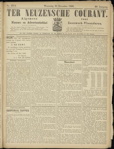 Ter Neuzensche Courant. Algemeen Nieuws- en Advertentieblad voor Zeeuwsch-Vlaanderen / Neuzensche Courant ... (idem) / (Algemeen) nieuws en advertentieblad voor Zeeuwsch-Vlaanderen 1890-12-31