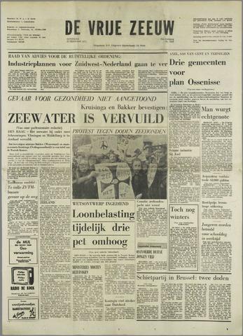 de Vrije Zeeuw 1971-02-27
