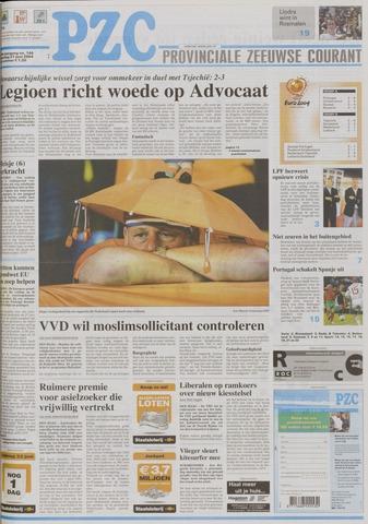 Provinciale Zeeuwse Courant 2004-06-21