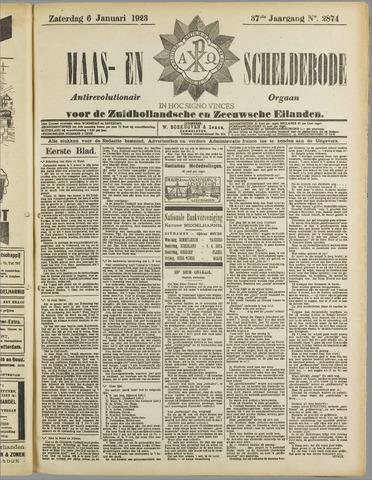 Maas- en Scheldebode 1923