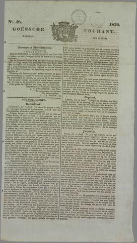 Goessche Courant 1839-06-17